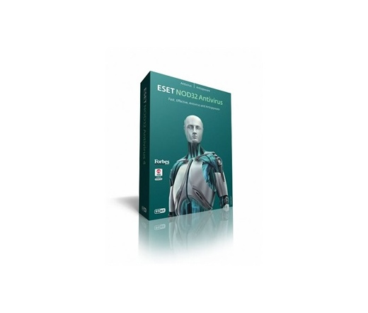 SW ESET NOD32 Antivirus Home Edition 1év/gép
