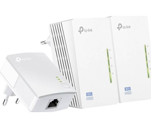 NET TP-LINK TL-WPA4220T Wireless Powerline Adapter Kit