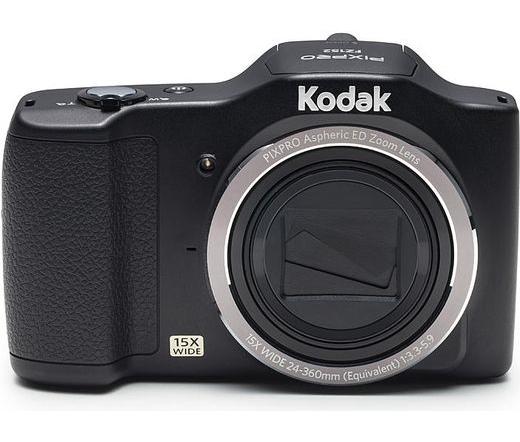 Kodak PixPro FZ152 black/fekete digitális fényképezőgép