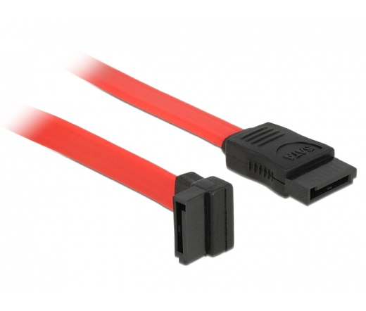 DELOCK SATA cable 22cm up/straight (84354)