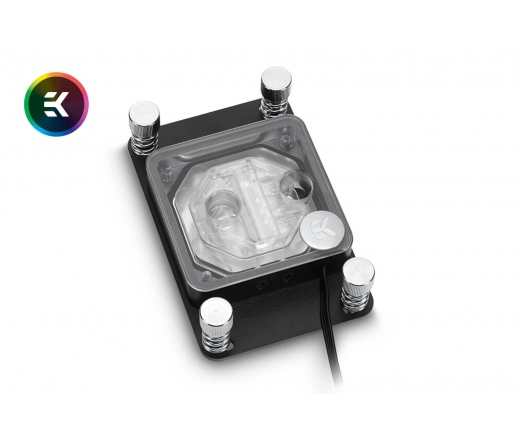 EK Water Blocks EK-Supremacy EVO AMD RGB - Nickel
