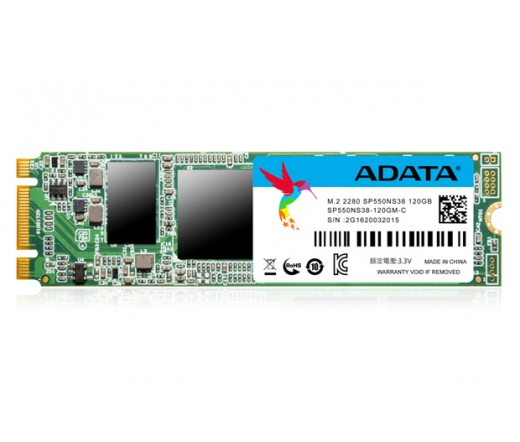 SSD M.2 ADATA 120GB SP550 Premier Series