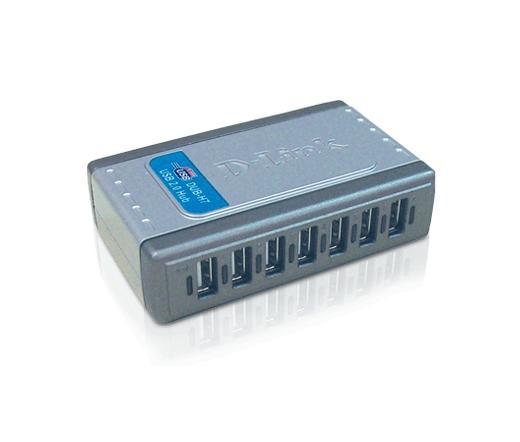 D-LINK DUB-H7 7Port USB2.0