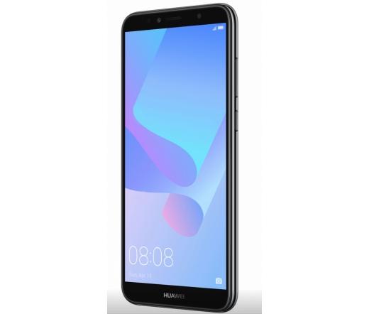 TEL HUAWEI Y6 (2018) 16GB DS fekete