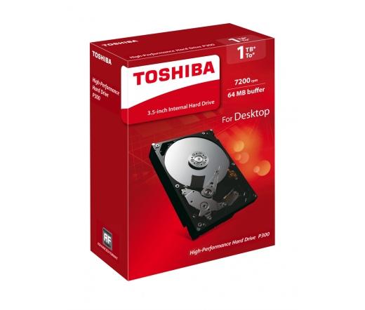 "HDD TOSHIBA P300 1TB 7200RPM 64MB SATA 3,5"""