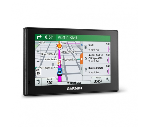 "GPS GARMIN Drive-Smart 50LMT-D Central Europa 5"" Lifetime Map"