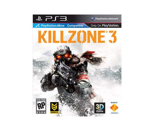 GAME PS3 Killzone 3