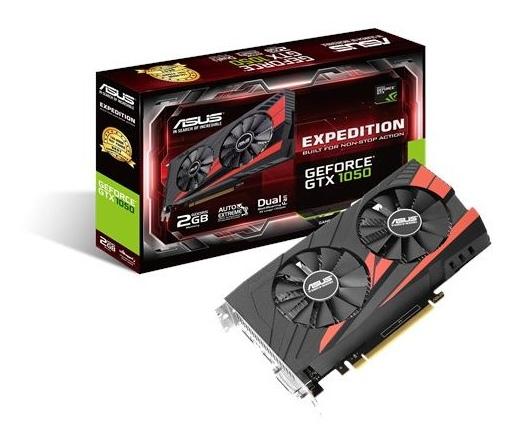 VGA Asus EX-GTX1050-2G 2GB DDR5