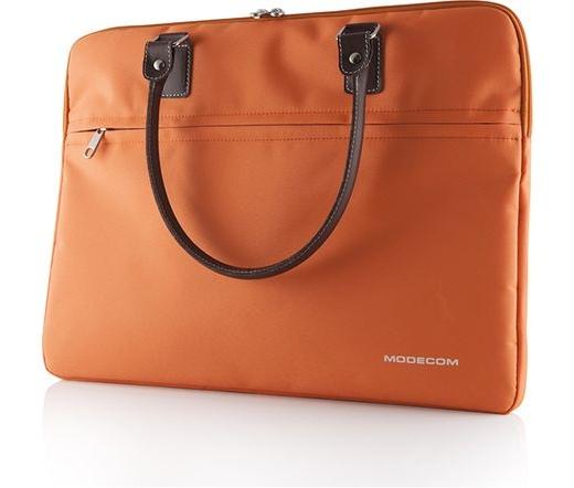 """MODECOM Charlton Notebook-táska 15,6"""" Narancs"""