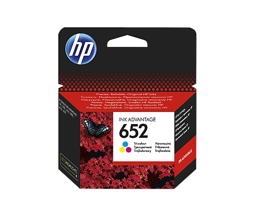 Patron HP No652 (F6V24AE) Color