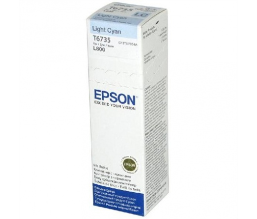 Patron Epson T6735 Light Cyan ink container