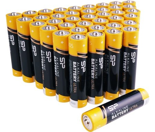 ELEM Silicon Power Alkaline Ultra AAA (8db)