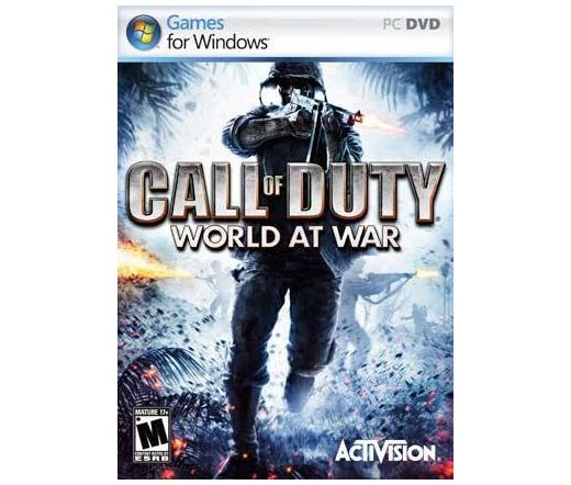 GAME PC Call of Duty 5: World at War