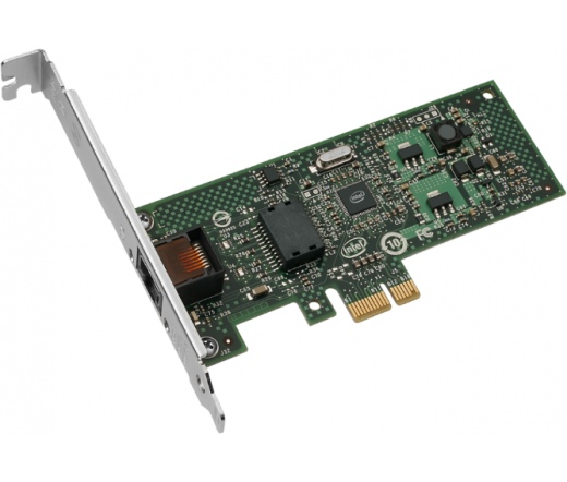 INTEL Gigabit Pro/1000 CT Desktop Adapter PCI-E bulk