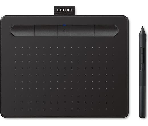 Wacom Intuos S Bluetooth Black North