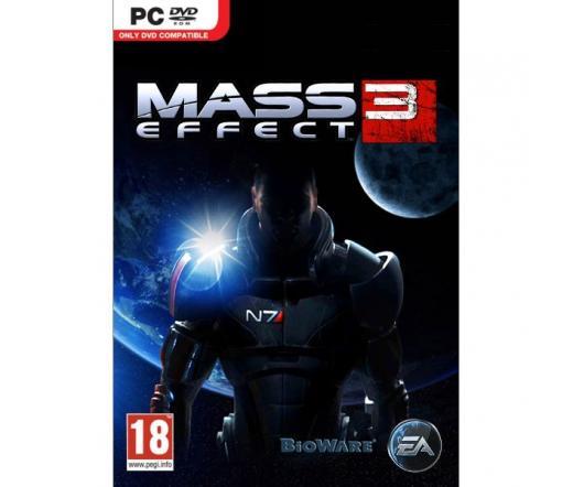 GAME PCS EA Mass Effect 3