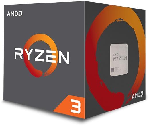 CPU AMD Ryzen 3 1300X AM4 BOX Wrait Stealth