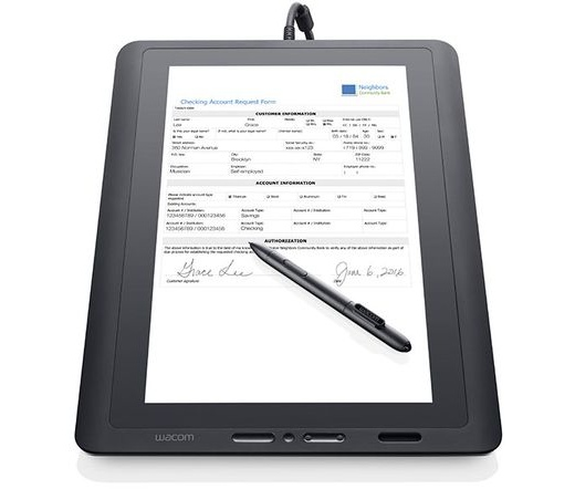 "Wacom 15.6"" Interactive pen Display"
