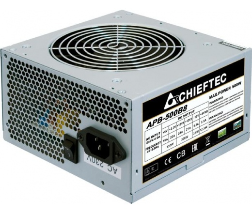 TÁP CHIEFTEC Value APB-500B8 500W ATX OEM