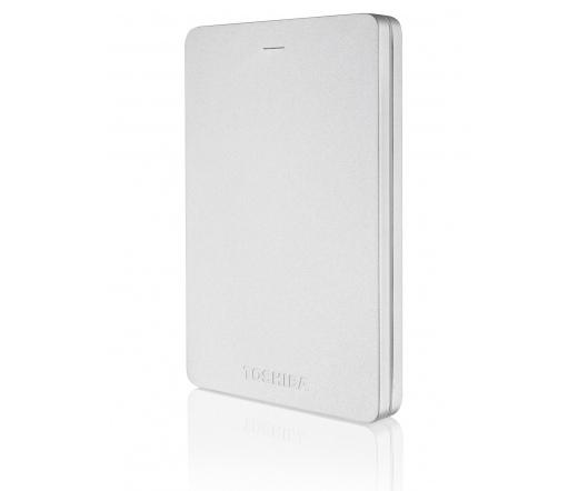 "HDD TOSHIBA CANVIO ALU 3S 2,5"" 500GB USB3.0 Ezüst"