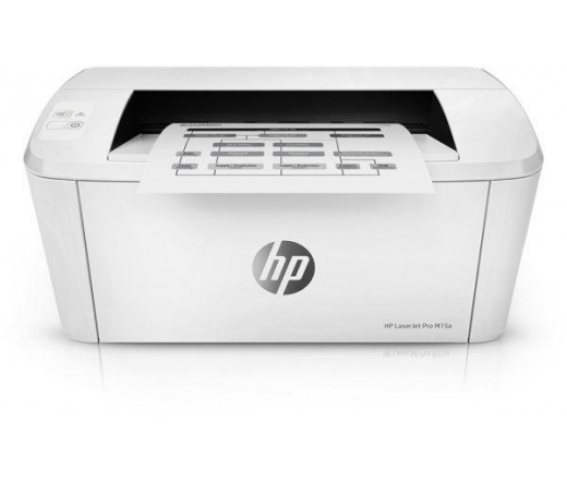 HP LaserJet Pro M15a mono lézer nyomtató