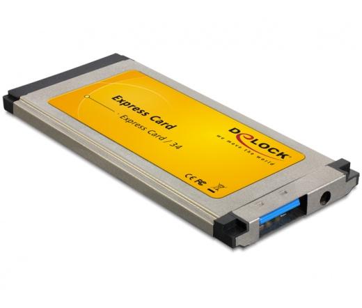 I/O DELOCK Express Card -> 1x USB 3.0 (61872)