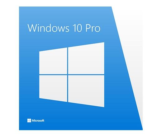 SW MS WINDOWS 10 Pro 64-bit HUN 1 Felhasználó OEM
