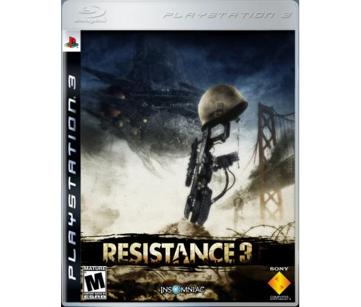 GAME PS3 Resistance 3