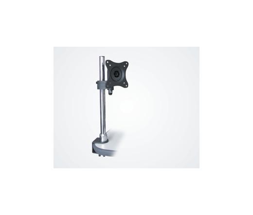 "SUNNE Monitor asztali konzol 10""-24"" (LCD-B11) dönthető, forgatható,magáll, pivot 75x75/100x100mm, max 15kg (1 karos)"