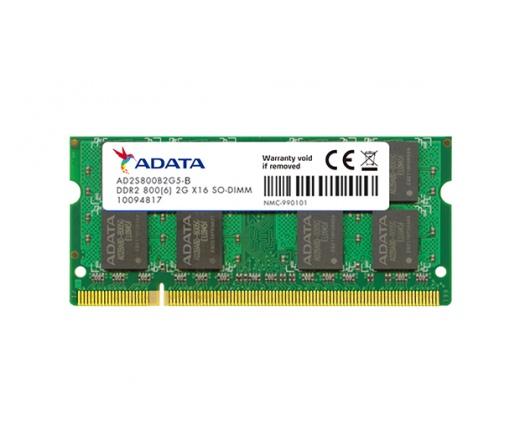 SO-DIMM DDR2 2GB 800MHz ADATA Bulk