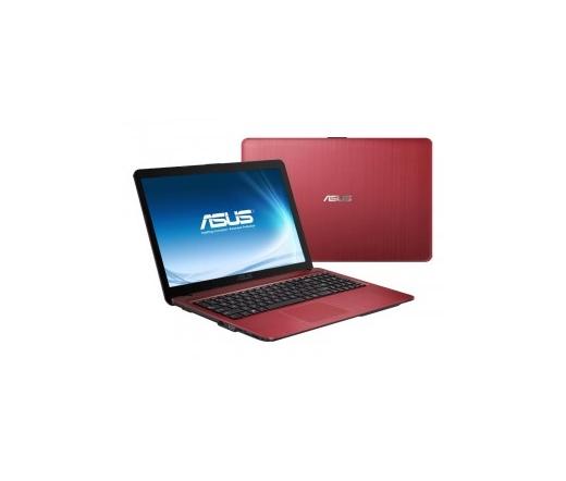 """NBK Asus X541NA-GQ029 15.6"""" Piros"""