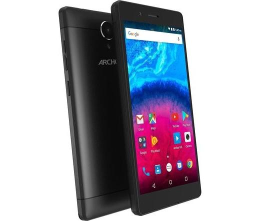 TEL Archos Core 50 4G Lite 1GB/8GB, fekete
