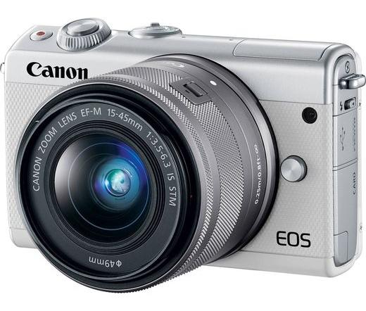 CANON EOS M100 + 15-45mm Kit szürke