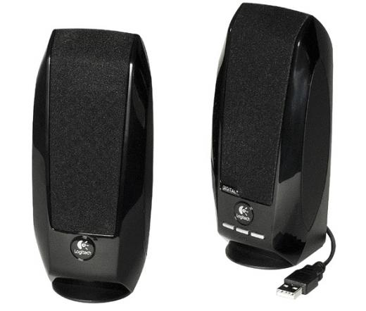 LOGITECH SPEAKER 2.0 S-150 BLACK OEM