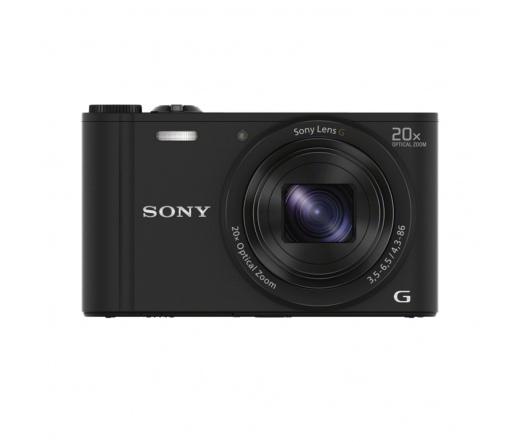 SONY DSC-WX350 Fekete