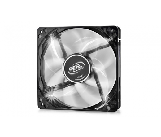 COOLER DeepCool WIND BLADE 120 WH 12cm fehér LED