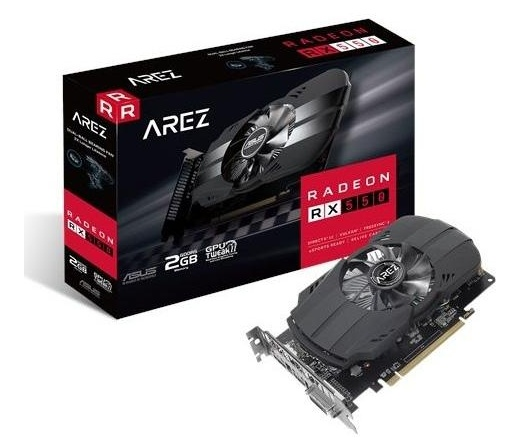 Asus AREZ-PH-RX550-2G 2GB DDR5