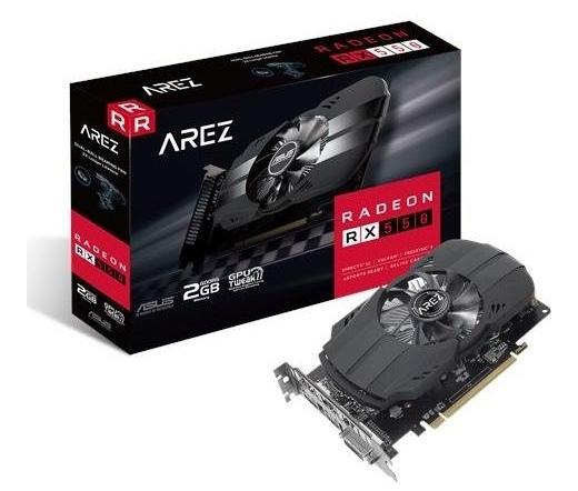 VGA Asus AREZ-PH-RX550-2G 2GB DDR5