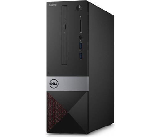 PC DELL Vostro 3268 SFF (i3-7100 4GB 500GB Linux + WLAN + BT + bill + egér)