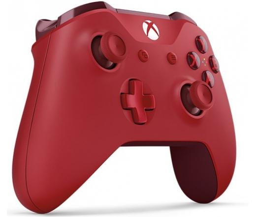 Microsoft XBOX One Wireless Controller piros