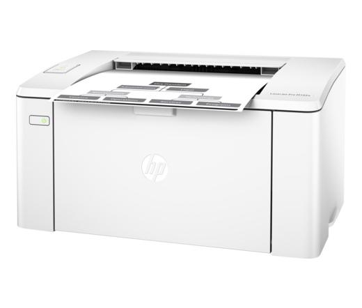 HP LaserJet Pro M102a mono lézer nyomtató