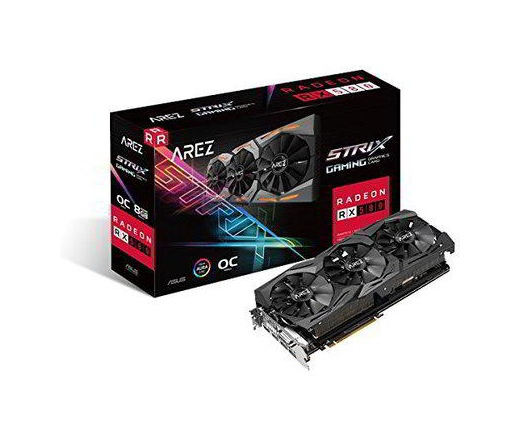 Asus AREZ-STRIX-RX580-O8G-GAMING 8GB DDR5