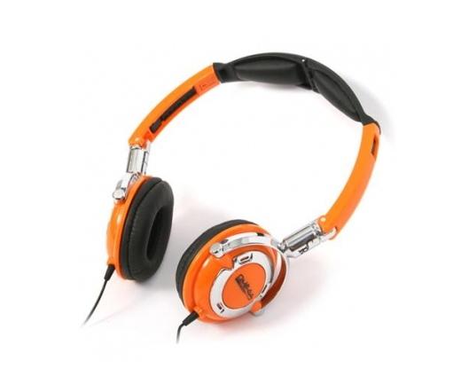 OMEGA Freestyle Headset narancs