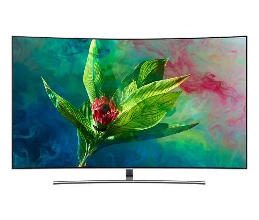 """Samsung QE65Q8CNATXXH 65"""" ívelt QLED smart TV"""