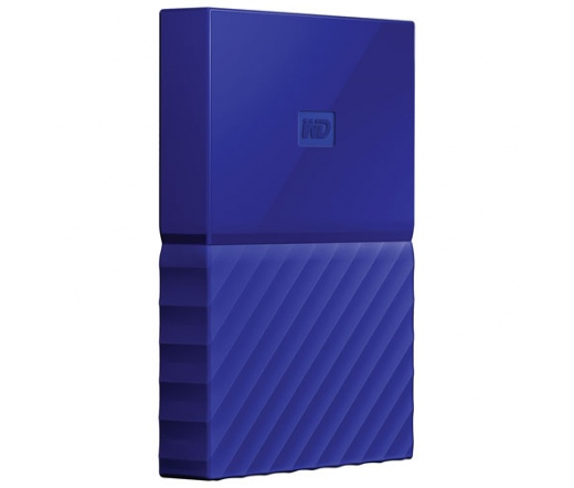 HDD EXT WD My Passport 1TB kék USB3.0