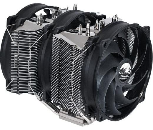 ALPENFÖHN Olymp 2x140mm CPU hűtő