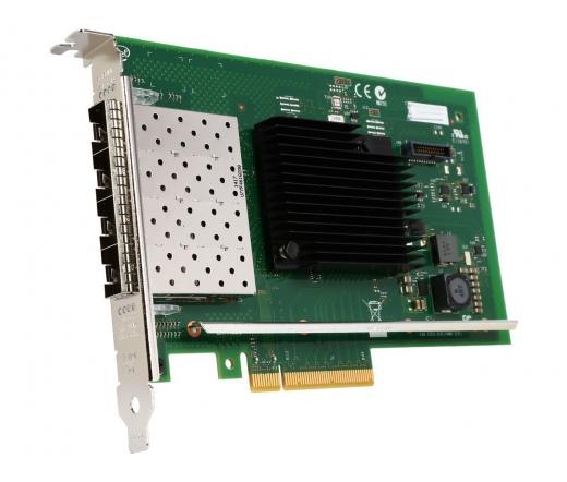 INTEL Ethernet Converged Network Adapter X710-DA4 Bulk