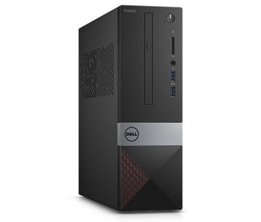 PC DELL Vostro 3268 SFF (i5-7400 8GB 256GB SSD Linux + WLAN + BT + bill + egér)
