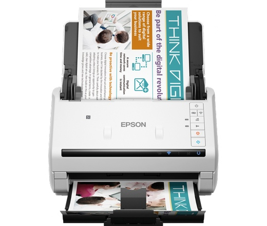 SCANNER EPSON Workforce DS-570W