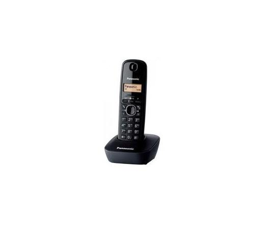TEL Panasonic KX-TG1611HGH Dect Telefon szürke